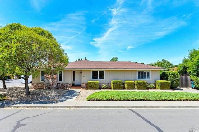 1023 Manor Drive, Sonoma, CA 95476 (#321037046) :: Team O'Brien Real Estate