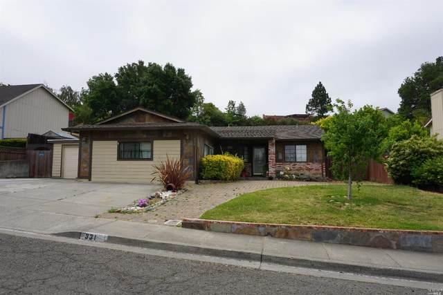 331 Dapple Drive, Vallejo, CA 94591 (#321037047) :: Rapisarda Real Estate