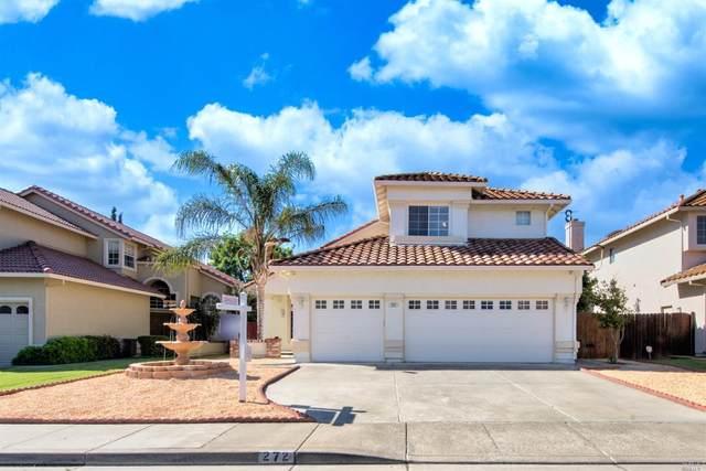 272 Sparrow Street, Vacaville, CA 95687 (#321035886) :: Rapisarda Real Estate