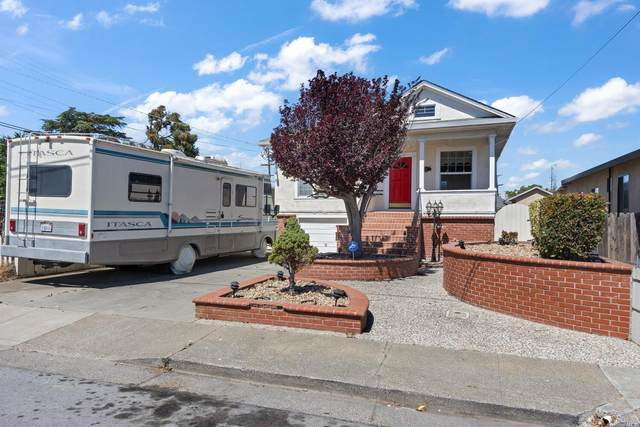 307 Evans Avenue, Vallejo, CA 94590 (#321036002) :: Rapisarda Real Estate