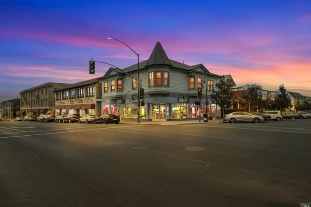 1717 Sonoma Boulevard, Vallejo, CA 94590 (#321035512) :: Rapisarda Real Estate
