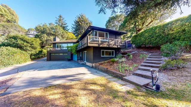 525 Chapman Drive, Corte Madera, CA 94925 (#321037148) :: Team O'Brien Real Estate