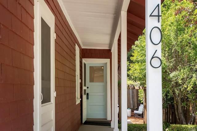 406 Turney Street, Sausalito, CA 94965 (#321030687) :: Team O'Brien Real Estate