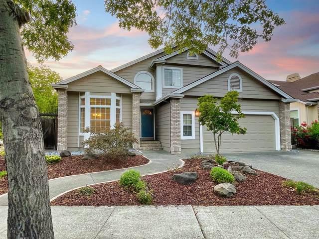 2490 Creek Meadow Drive, Santa Rosa, CA 95404 (#321039642) :: Team O'Brien Real Estate