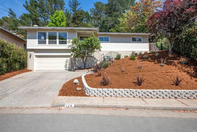 120 Glen Park Avenue, San Rafael, CA 94901 (#321035986) :: Team O'Brien Real Estate
