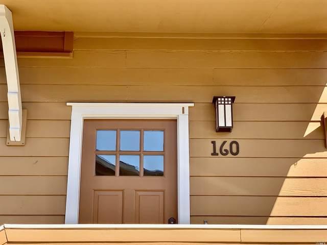 160 Valley Oak Drive, Napa, CA 94558 (#321037066) :: Team O'Brien Real Estate