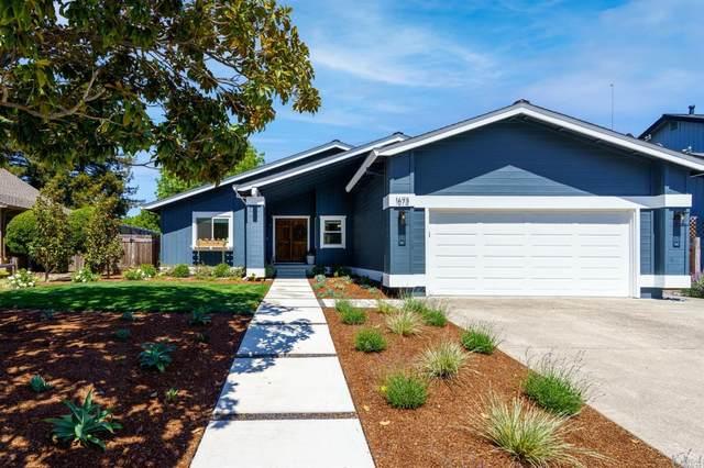 1673 Del Oro Circle, Petaluma, CA 94954 (#321034174) :: Intero Real Estate Services
