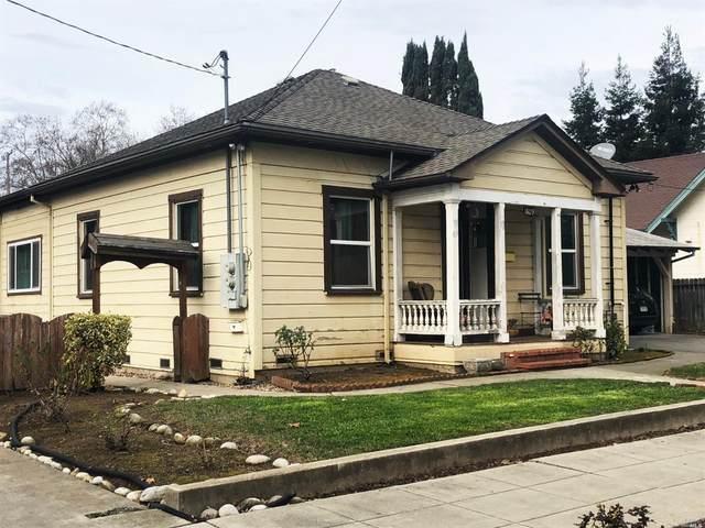 1809 Main Street, Napa, CA 94559 (#321032927) :: Team O'Brien Real Estate