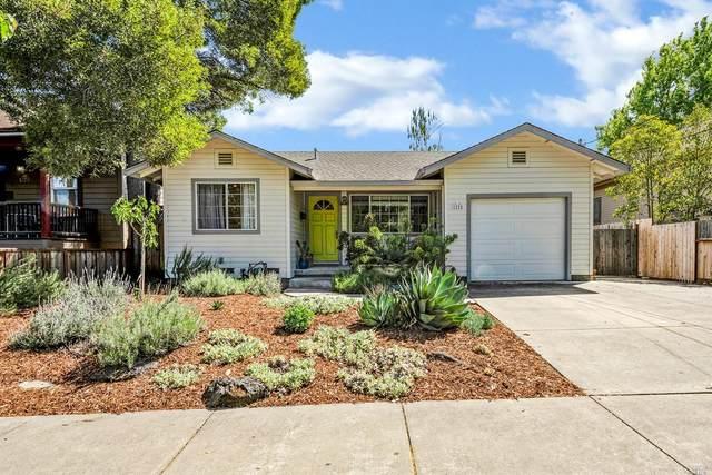 1235 Ash Street, Napa, CA 94559 (#321039533) :: Team O'Brien Real Estate
