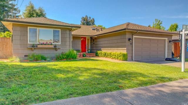 12 Arbor Circle, Novato, CA 94947 (#321035365) :: Team O'Brien Real Estate
