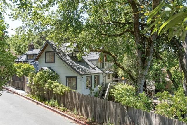 60 Redwood Road, San Anselmo, CA 94960 (#321035919) :: Rapisarda Real Estate