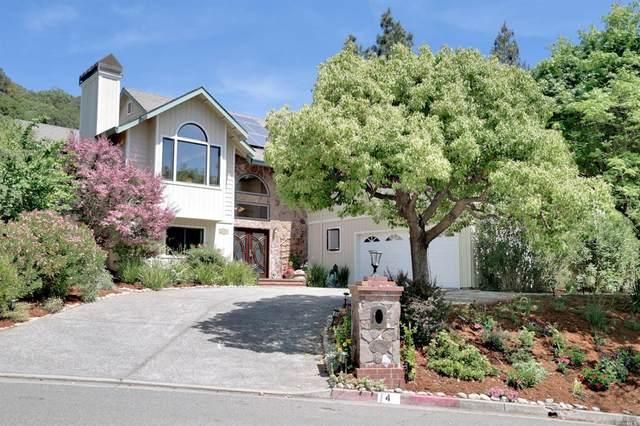 4 Tara Lane, Novato, CA 94945 (#321040553) :: Team O'Brien Real Estate