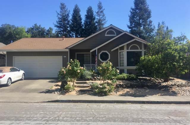 5337 Corbett Circle, Santa Rosa, CA 95403 (#321039915) :: Team O'Brien Real Estate