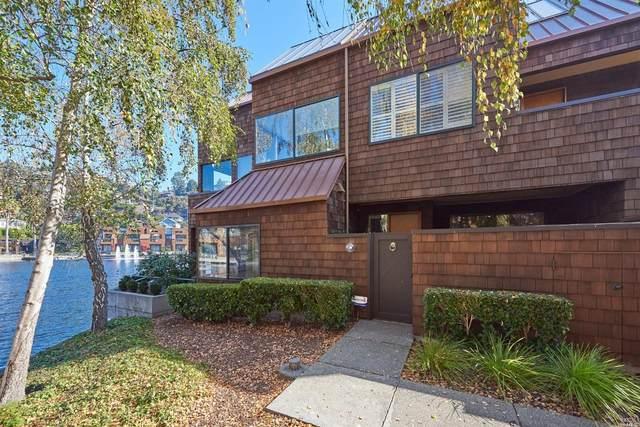 12 Lagoon Vista, Tiburon, CA 94920 (#321040607) :: Team O'Brien Real Estate