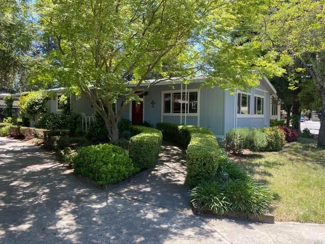 2 Los Robles, St. Helena, CA 94574 (#321040588) :: Team O'Brien Real Estate