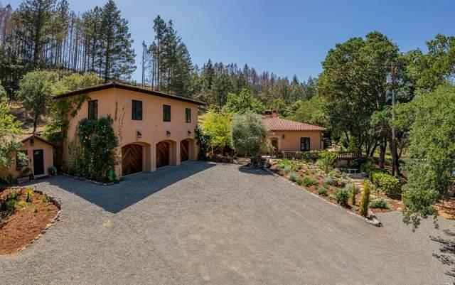 391 Crystal Springs Road, St. Helena, CA 94574 (#321006048) :: Golden Gate Sotheby's International Realty