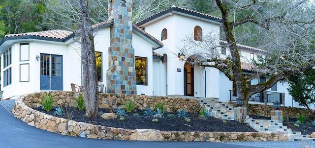 3206 Old Lawley Toll Road, Calistoga, CA 94515 (#321024406) :: Golden Gate Sotheby's International Realty