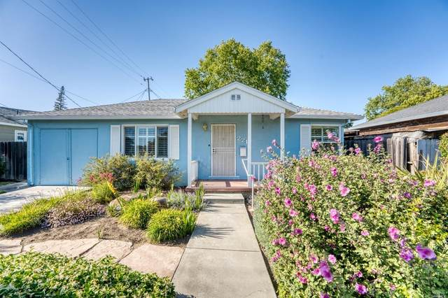 221 Fairview Drive, Napa, CA 94559 (#321039732) :: The Lucas Group