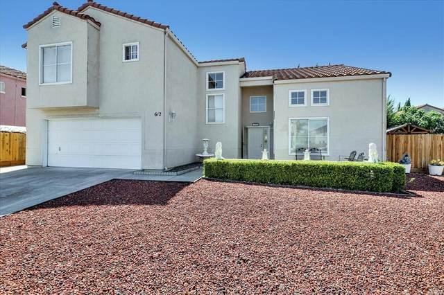 612 Whisperglen Court, Vacaville, CA 95687 (#321042680) :: Team O'Brien Real Estate