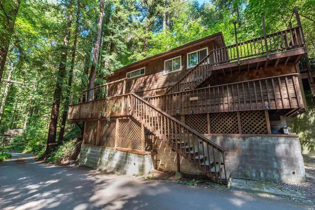14700 Canyon 1 Road, Guerneville, CA 95446 (#321042113) :: RE/MAX GOLD