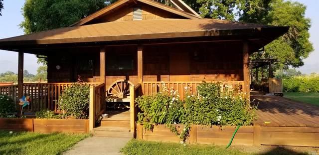 58201 Airport Road, Covelo, CA 95428 (#321043497) :: Hiraeth Homes
