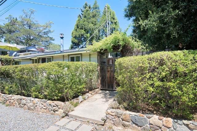 6810 Sir Francis Drake Boulevard, Forest Knolls, CA 94933 (#321044312) :: Corcoran Global Living