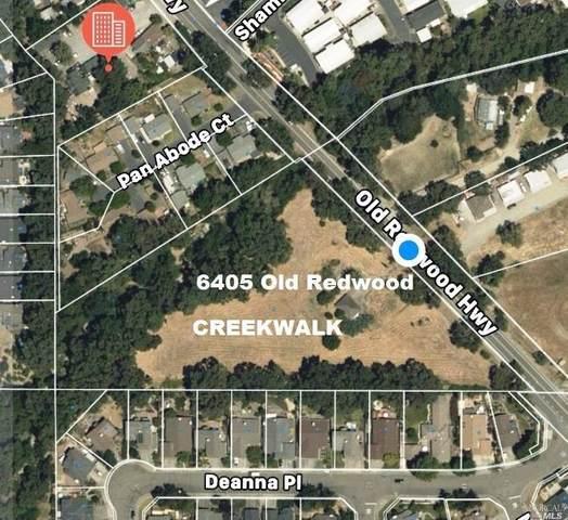 6405 Old Redwood Highway, Windsor, CA 95403 (#321044949) :: Golden Gate Sotheby's International Realty