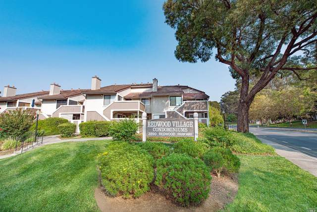 2890 Redwood Pkwy #51, Vallejo, CA 94591 (#321045041) :: Golden Gate Sotheby's International Realty