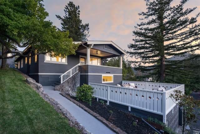 18 Elm Avenue, Kentfield, CA 94904 (#321045435) :: Golden Gate Sotheby's International Realty