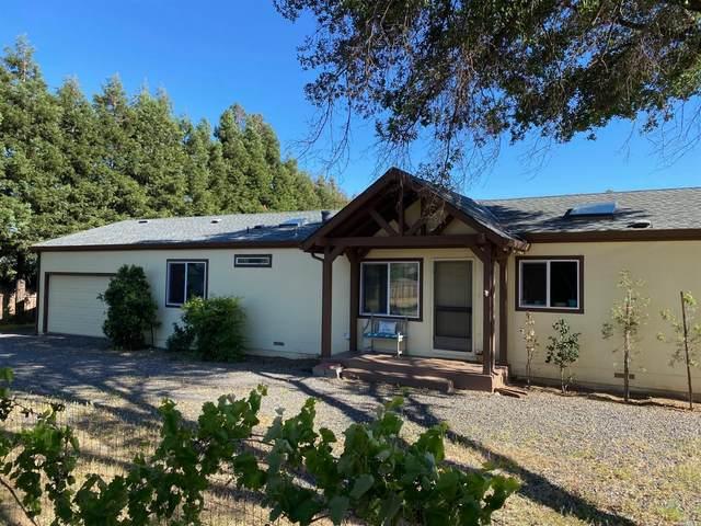 1925 Mountain View Lane, Redwood Valley, CA 95470 (#321045756) :: Hiraeth Homes