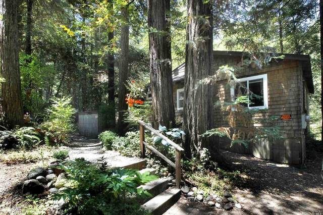 19396 Hidden Valley Road, Guerneville, CA 95446 (#321046610) :: RE/MAX GOLD