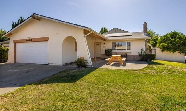 2027 Mayfield Court, Fairfield, CA 94533 (#321047004) :: Corcoran Global Living