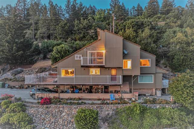 550 White Cottage Road S, Angwin, CA 94508 (#321047369) :: Intero Real Estate Services
