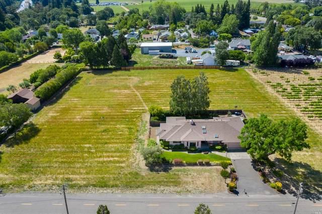 300 West North Street, Healdsburg, CA 95448 (#321046444) :: Lisa Perotti | Corcoran Global Living