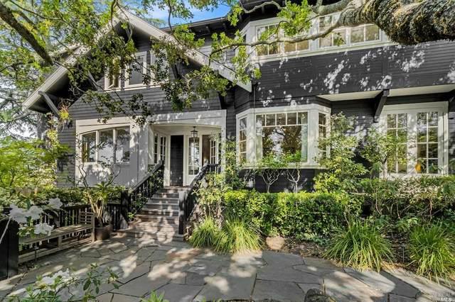 123 Sturdivant Avenue, San Anselmo, CA 94960 (#321047430) :: Golden Gate Sotheby's International Realty