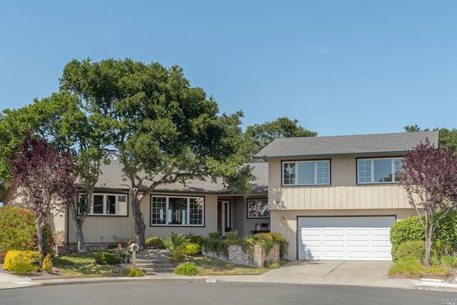 12 San Marino Place, San Rafael, CA 94901 (#321047608) :: Team O'Brien Real Estate