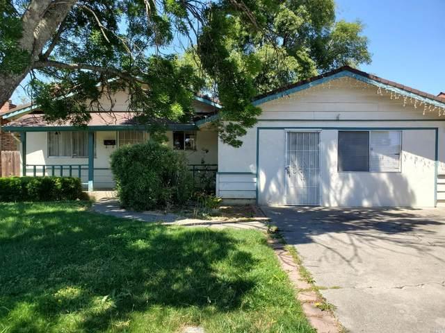 2239 Cambridge Drive, Fairfield, CA 94533 (#321047326) :: Corcoran Global Living