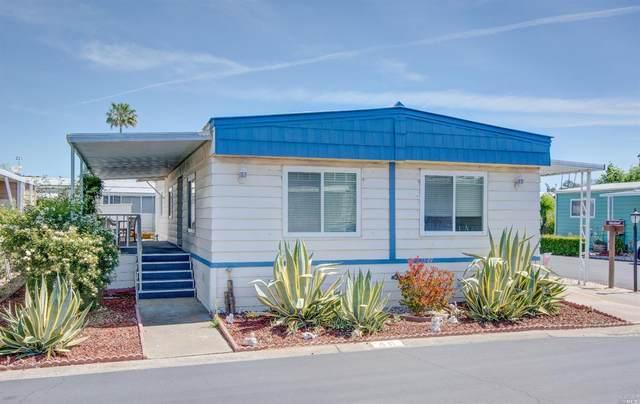 300 E H Street #40, Benicia, CA 94510 (#321047437) :: Lisa Perotti | Corcoran Global Living