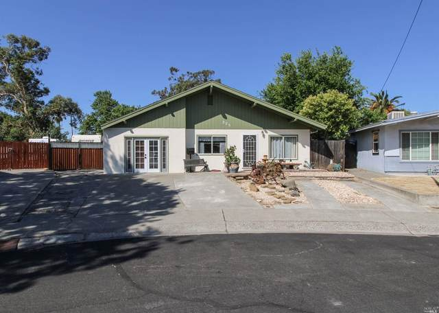 225 Circle, Vacaville, CA 95688 (#321047996) :: Golden Gate Sotheby's International Realty