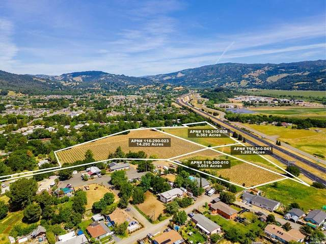 0 El Rancho Drive, Cloverdale, CA 95425 (#321045650) :: RE/MAX GOLD