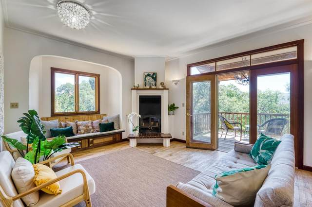 7400 E Side Potter Valley Road, Ukiah, CA 95482 (#321046135) :: Golden Gate Sotheby's International Realty