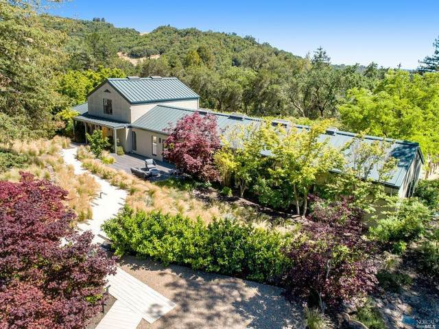 1365 S Fitch Mountain Road, Healdsburg, CA 95448 (#321047458) :: RE/MAX GOLD