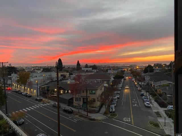 1001 46th Street #520, Emeryville, CA 94608 (#321048789) :: Team O'Brien Real Estate
