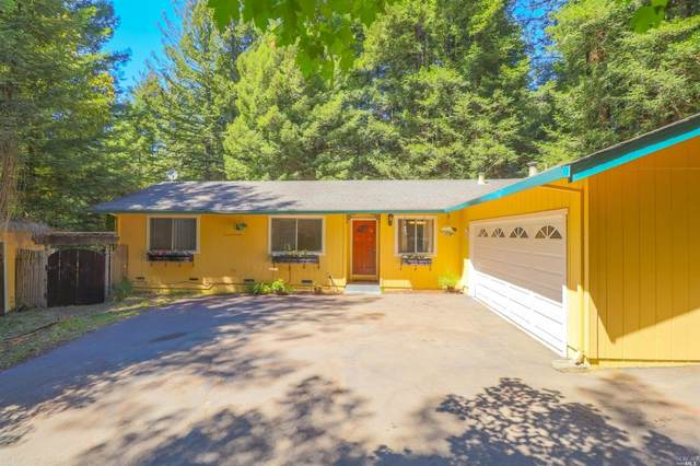 3176 Westwood Lane, Occidental, CA 95465 (#321049024) :: Jimmy Castro Real Estate Group