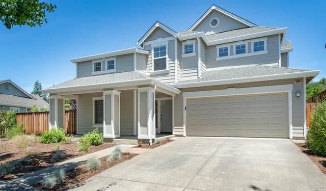1686 Canyon Run, Healdsburg, CA 95448 (#321046792) :: Corcoran Global Living