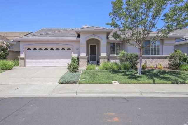 160 Currant Lane, Vacaville, CA 95687 (#321047491) :: Rapisarda Real Estate