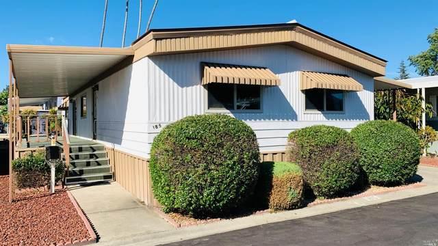 300 E H Street #185, Benicia, CA 94510 (#321049800) :: Hiraeth Homes