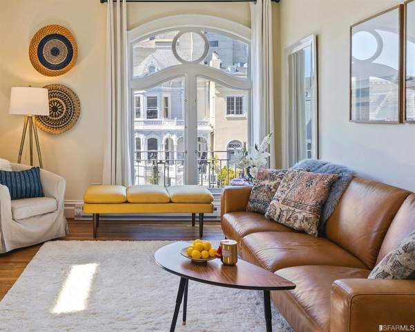 2211 California #300, San Francisco, CA 94115 (#421560232) :: Team O'Brien Real Estate