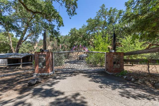 9008 Steele Canyon Road, Napa, CA 94558 (#321050177) :: Golden Gate Sotheby's International Realty