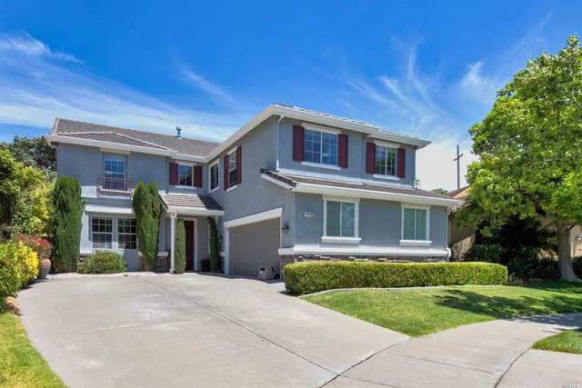 546 Pyramid Court, Green Valley, CA 94534 (#321049074) :: Team O'Brien Real Estate